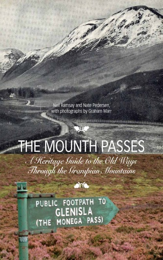 Mounth Passes - Kindle Cover